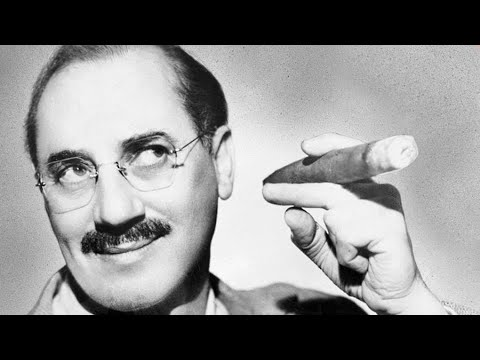 You Bet Your Life! GROUCHO MARX Secret word: Skin (1