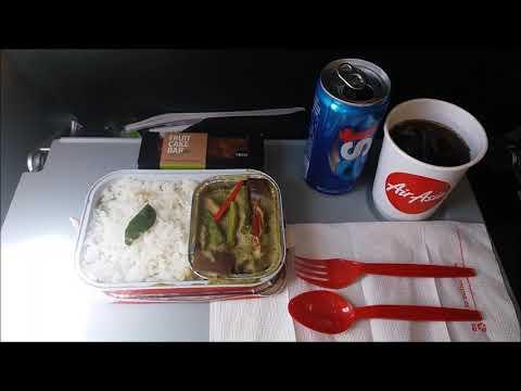 Air Asia Flight Experience: AK278 Kuala Lumpur (KUL) to Bandar Seri Begawan (BWN)