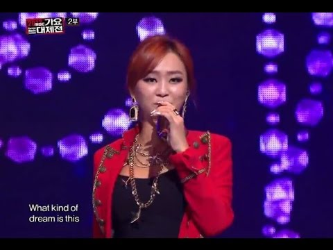 [가요대제전] SISTAR - Sweet Dreams + Give it To Me, KMF 20131231