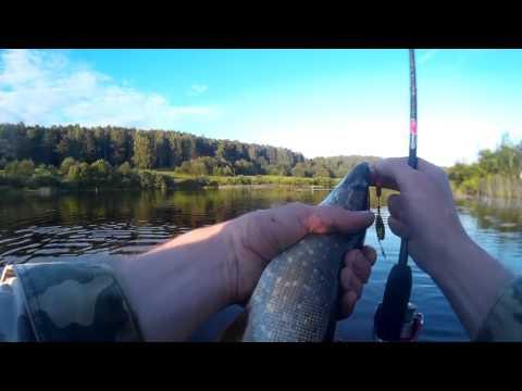 ловля жереха на реке угра