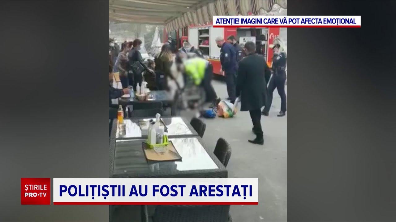 Unul dintre agenții arestați, polițist cu probleme la 22 de ani: ar fi furat banii unui bătrân