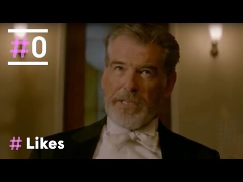 Likes: Pierce Brosnan y Carlos Bardem en 'The Son' #Likes185 | #0