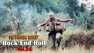 Greatest Rock N Roll Vietnam War Music 60s and 70s - Classic Rock Songs Vol.26