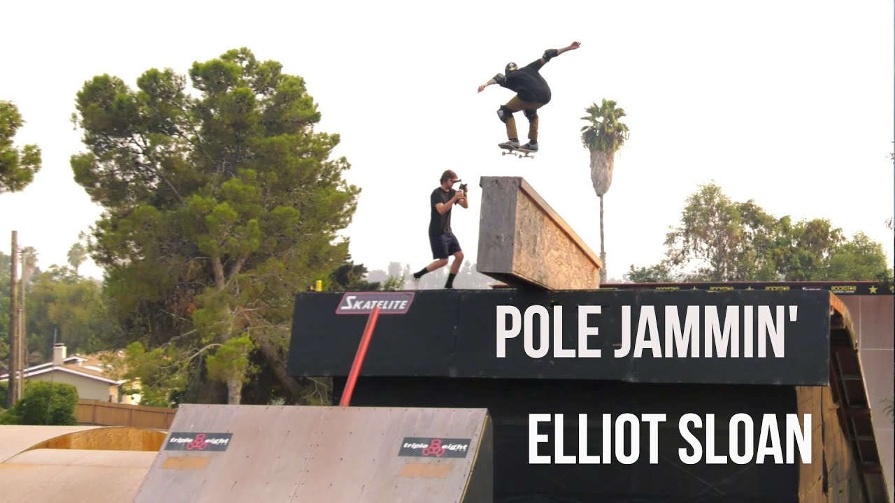 MEGA POLE JAM - BOX | ELLIOT SLOAN