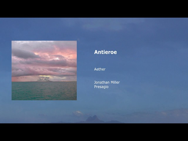 Jonathan Miller - Antieroe (prod. Presagio)