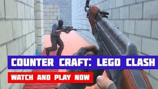 Counter Craft: LEGO Clash · Game · Gameplay