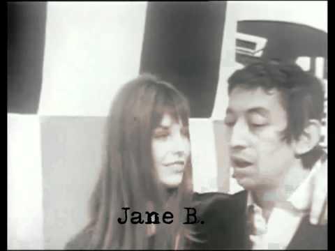 Jane B. Serge Gainsbourg & Jane Birkin subtitled