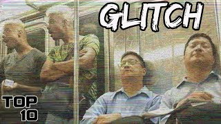 Top 10 Scary Glitches In The Matrix You Have To Look At Twice
