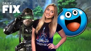 Dragon Quest 11 Revealed & Games With Gold - IGN Daily Fix