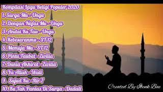 Kompilasi lagu religi populer sampai 2020