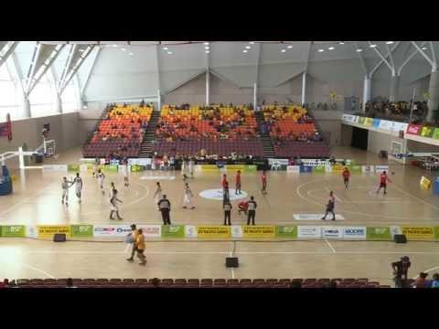 Pacific Games  2015 BBM G23 GUAM vs KIRIBATI