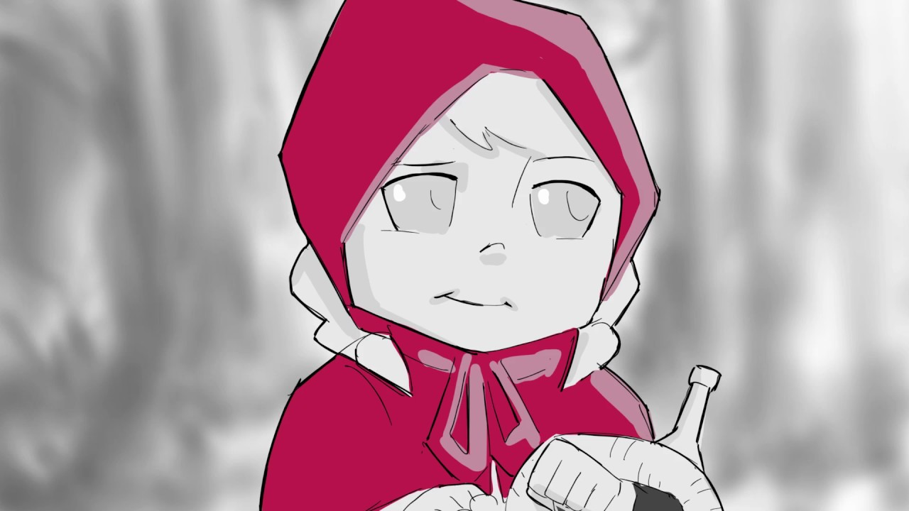 Little Red Cap Little Red Riding Hood Storyboard Animatic Youtube