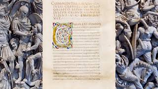De bello gallico - liber primus [1-12]