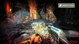 Metro: Last Light Ranger Mode - Undercity: Wait For Elevator Nosalis Waves Sequence, Saiga PS3