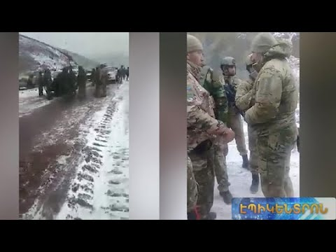 Ադրբեջանցիները ներխուժել են Սոթք. գյուղապետը հաստատում է,ՊՆ-ն՝ հերքում