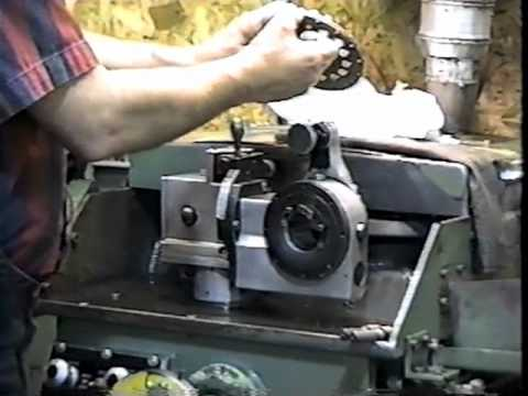 Using The Winslomatic HC Drill Grinder - Part 1