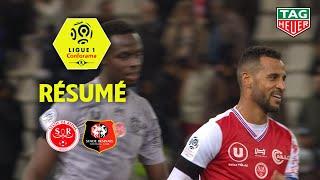 Stade de Reims - Stade Rennais FC ( 2-0 ) - Résumé - (REIMS - SRFC) / 2018-19