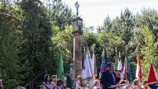 156 rocznica bitwy czerwcowej pod Nagoszewem