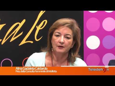 FEMMINILE PLURALE 2015/16 - CONSULTA FEMMINILE MOLFETTA