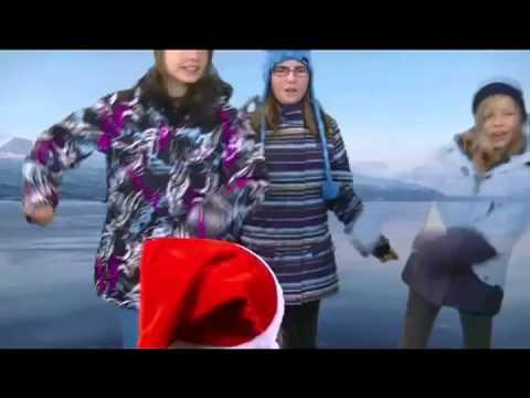 Ilona Mitrecey ! Noel que du bonheur !  seb edit L'Oreille Musclée ! 24-12-2012