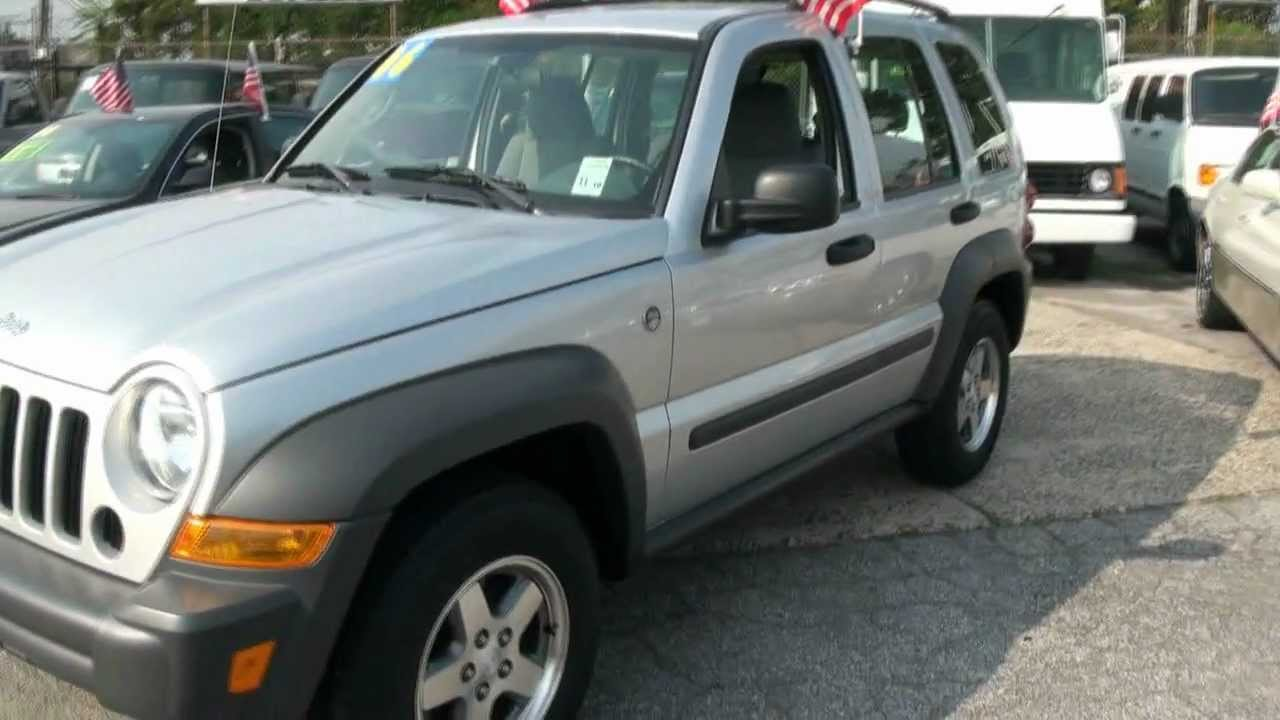 2006 jeep liberty 3.7 4x4 trail rated - youtube