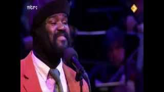 Gregory Porter live with the Metropole Orchestra - On My Way To Harlem.