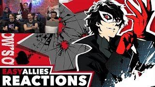 Super Smash Bros. Ultimate: Joker and ver 3.0 Details - Easy Allies Reactions