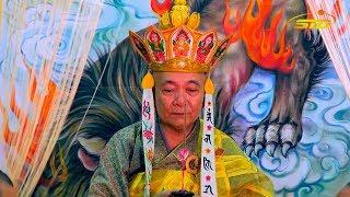 Trai Đàn Chẩn Tế Nhân Lễ Tiểu Tường Cố trưởng lão HT. Thích An Tạng