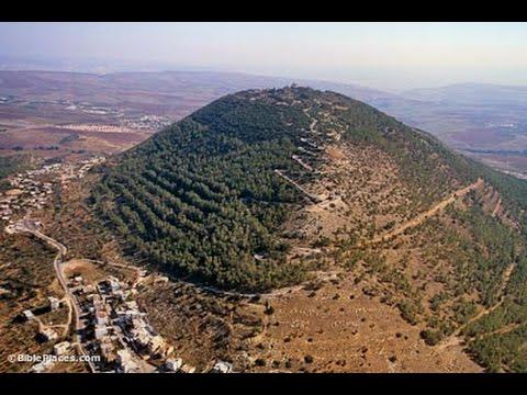 Sukkot 5777: The Transfiguration of Mashiach and Mt. Tabor