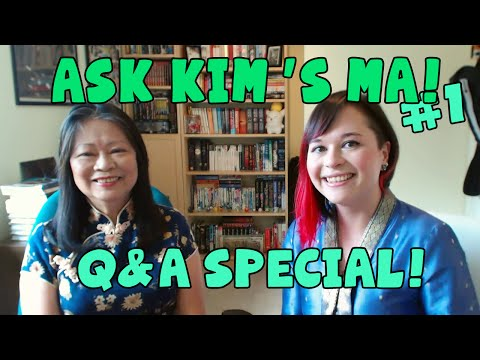 ASK KIM&39;S MA Q&A SPECIAL 1