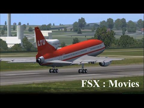 FSX : Lockheed L-1011 TriStar