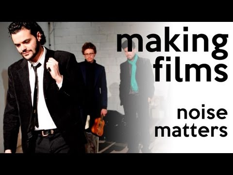 Noise Matters Q&A with Director Matias Masucci at Raindance Film Festival