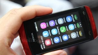 How to Hard reset Nokia Asha 305 in 10 seconds!!