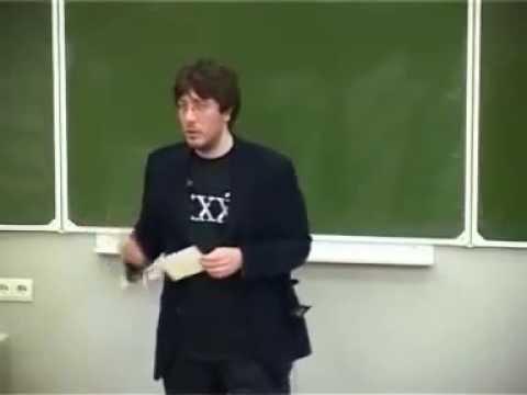 Артемий Лебедев супер лекция в Новосибирске