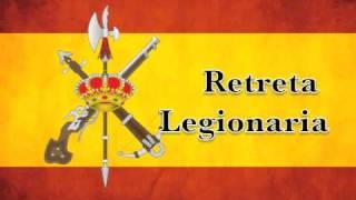 Marchas Militares de España - Retreta Legionaria