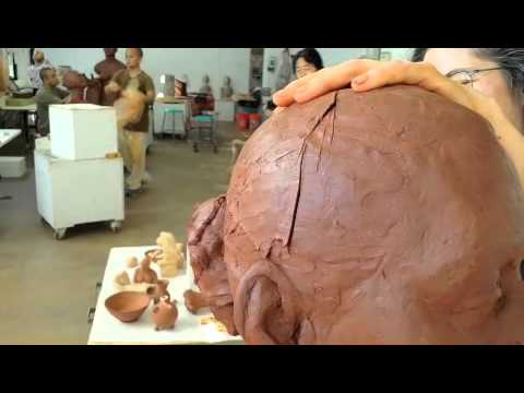 """Surgery in Clay: A Visit to The Kansas City Art Institute"""