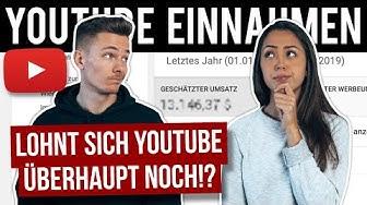 Wie viel verdient man als KLEINER Youtuber? ∙ KOMPLETTE Youtube Einnahmen 2019 mit 20.000 Abonnenten