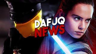 Nowy zwiastun STAR WARS! Twórcy atakują Marvela - dlaczego? Watchmen i Dr Strange 2!