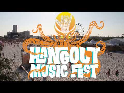 Hangout Music Festival in Gulf Shores, Alabama