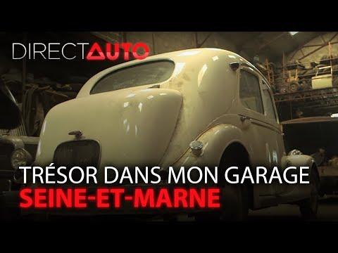 Un trésor dans mon garage : Les oubliées de Seine-et-Marne