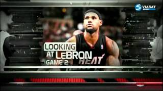 Вторая игра под микроскопом / NBA Finals 2012 / [15.06.2012, RU 360p]