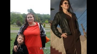 27-летняя Илона Кулакова за 9 месяцев похудела на 85 килограммов (ЛИЦА УЛИЦ)