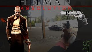 HitMan en la Vida Real // Game Play