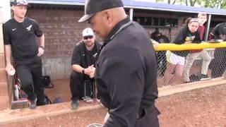 Local High School baseball facing a shortage of umpires