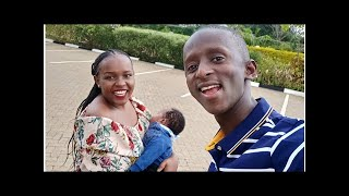 'Fatherhood ni kitu nimekuwa nikilook forward to' Njugush opens up about fatherhood for the first t