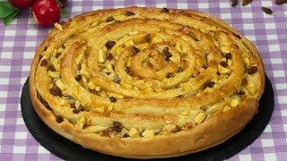 Самый вкусный из всех что вы когда-либо пробовали - Яблочный пирог! | Appetitno.TV