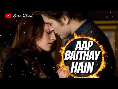 aap-baithay-hain-  -ost-dhaani-  -nusrat-fateh-ali-khan-  -what's-app-sad-lyrical-status-song-  