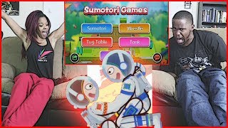 THE MOST EXCITING MOBILE BATTLE EVER! - Sumotori Games   Mobile Series Ep.22