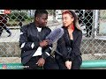 Black Girls React To Black Guys Dating Different Race