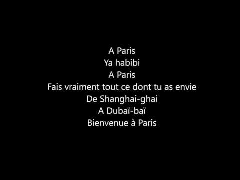 Ishtar A Paris Lyrics